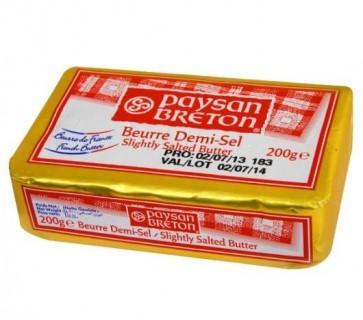 Manteiga Paysan Breton C/ Sal 200g