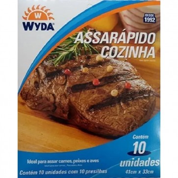 Saco Wyda Assa Rapido 41x33  c/10