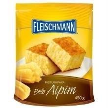 Mistura para Bolo Fleischmann Aipim 450g