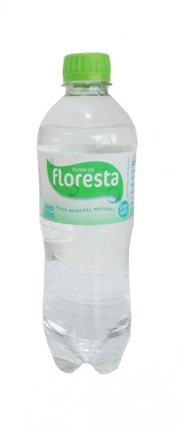 Água C/ Gás 500ml Floresta