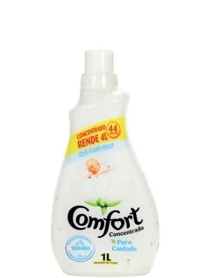 Amaciante Concentrado Puro Cuidado Comfort1L