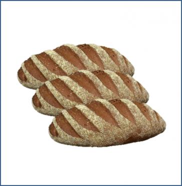 Pão Australiano Zaffari - 1Unid