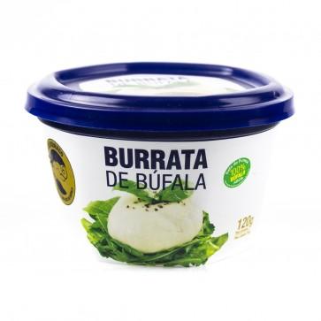 Queijo Burrata Búfalo Dourado 120g