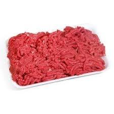 Carne Moída de Primeira (Patinho/Corte Traseiro) Zaffari 500g