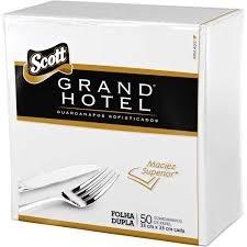 Guardanapo Scott Grand Hotel 33x33cm c/50