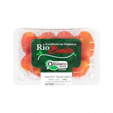 Mini Tomate Italiano Orgânico Rio Branco 300g