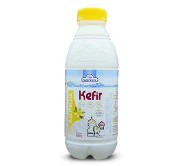 Kefir Sans Souci Baunilha 600g