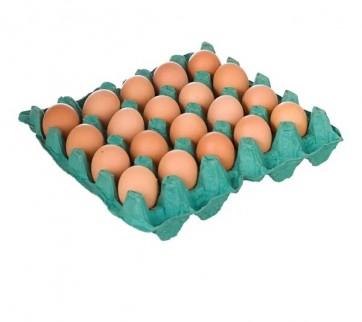 Ovos vermelhos Cageri c/20