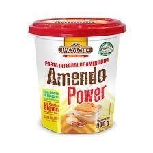 Pasta AmendoPower DaColonia  500g