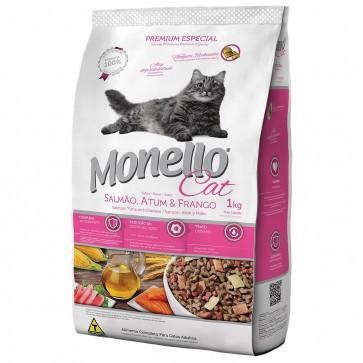 Ração Monello Para Gatos Não Castrados 1kg