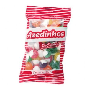 Bala Azedinhas DoCinema 100G