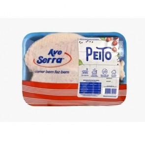 Peito de Frango Resfriado Ave Serra (Aprox. 820g)