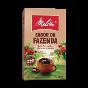 Café Sabor da Fazenda Melitta 500g