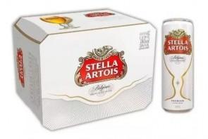 Cerveja Stella Artois Pack c/12 410ml