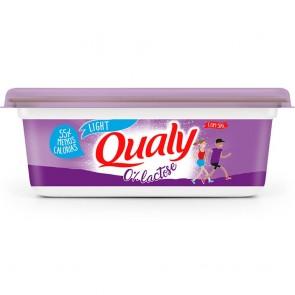 Margarina Light Z/Lactose Qualy com sal 250g