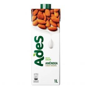 Alimento de Amendoa Ades S/Lact. 1L