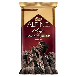 Chocolate Rich Dark Alpino 51% 85g