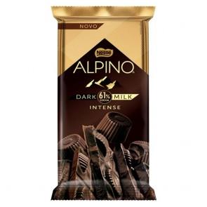 Chocolate Intense Dark Alpino 61% 85g