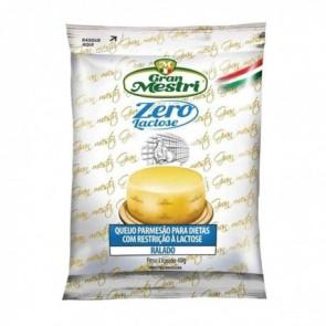 Queijo Parmesão Zero Lactose Ralado Gran Mestri 40g