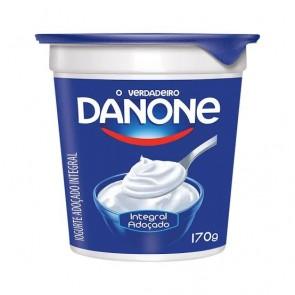 Iogurte Danone Integral Adoçado 170g