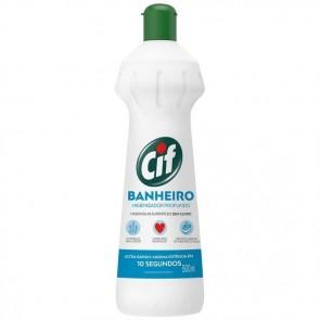 Limpador Banheiro Cif S/ Cloro Squeeze 500ml