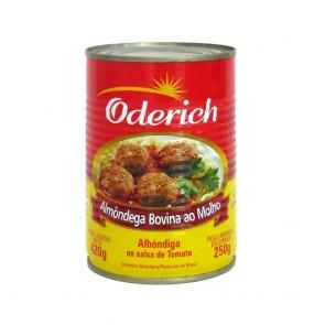 Almondegas ao Molho Oderich 420g