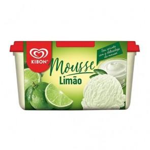 Sorvete Mousse de Limão Kibon 1,3L