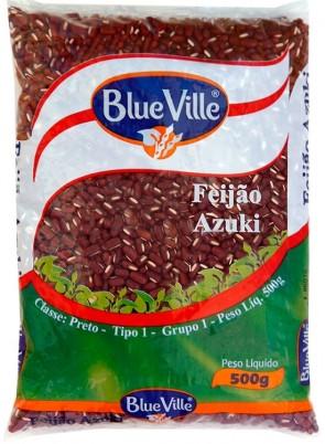 Feijão Azuki Blue Ville 500g