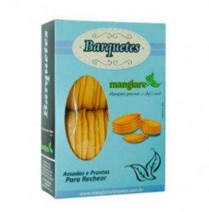 Barquetes c/26 Mangiare 110g