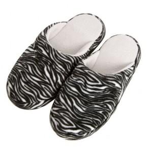 Pantufa Design Hym Zebra n°39