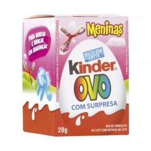 Kinder Ovo Meninas 20g