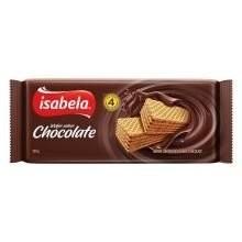 Wafer Isabela Chocolate 100g