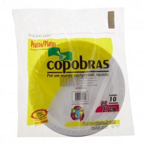 Prato Copobras BR 21cm C/10