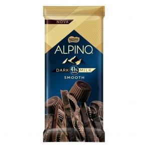 Chocolate Smooth Dark Alpino 41% 85g
