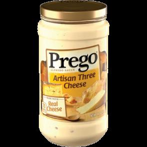 Molho Artisan Four Cheese Prego 411g