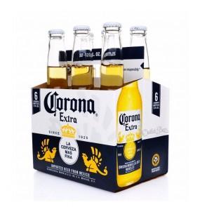Cerveja Corona 355mL - pack de 6 garrafas