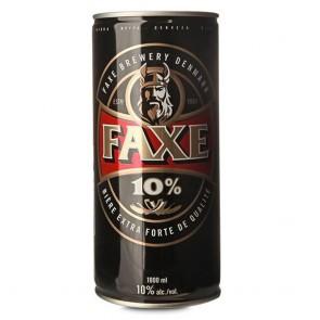 Cerveja FAXE 10% 1L