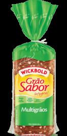 Pão Grão Sabor Multigrãos Wickbold 450g