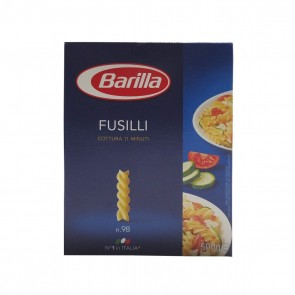 Massa Fusilli n. 98 Barilla 500g