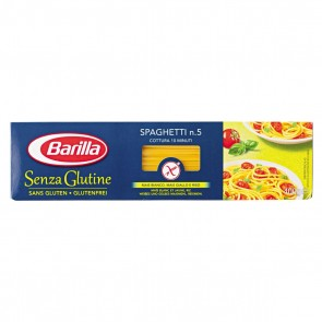 Massa Spaghetti n. 5 Sem Glúten Barilla 500g