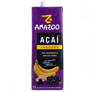 Açaí Banana Amazoo 1L