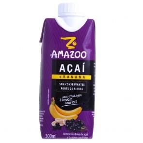 Açaí Banana Amazoo 300ml