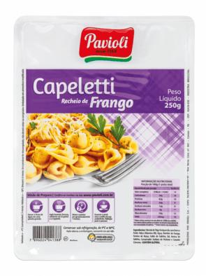 Capeletti Frango Pavioli 250g