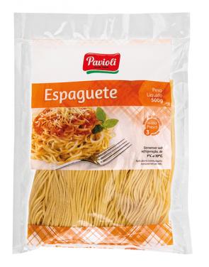 Massa Espaguete Pavioli 500g