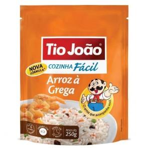 Arroz T. Joao Cozinha Facil a Grega  250g