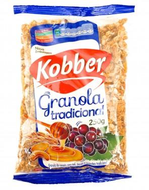 Granola Tradicional Kobber 250g