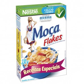 Cereal Moça Flakes Nestle 330g
