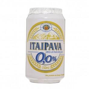 Cerveja Itaipava Zero Álcool 350ml