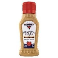Mostarda Escura Hemmer  200g