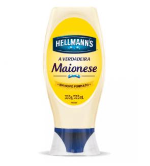 Maionese Squeeze Hellmann's 335g